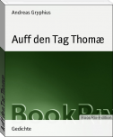 Auff den Tag Thomæ