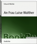 An Frau Luise Walther