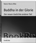 Buddha in der Glorie