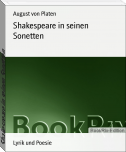 Shakespeare in seinen Sonetten