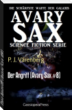Der Angriff (Avary Sax #8)