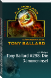 Tony Ballard #298: Die Dämoneninsel