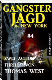 Gangsterjagd in New York #4: Zwei Action Thriller