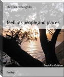 feelings,people,and places