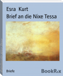 Brief an die Nixe Tessa