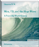 Mira, Elli, and the Huge Wave
