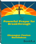 Powerful Prayer for Breakthrough