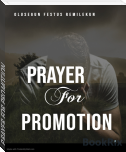 PRAYER FOR PROMOTION