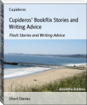 Cupideros' BookRix Stories and Writing Advice