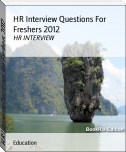 HR Interview Questions For Freshers 2012