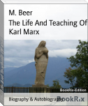 The Life And Teaching Of Karl Marx