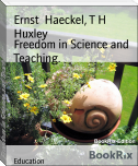 Freedom in Science and Teaching.