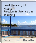 Freedom in Science and Teaching