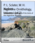 Argentine Ornithology, Volume I (of 2)