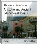 Aristotle and Ancient Educational Ideals