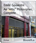 "An ""Attic"" Philosopher, Complete"