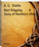 Bart Ridgeley        A Story of Northern Ohio