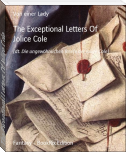 The Exceptional Letters Of Jolice Cole
