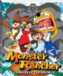 Monster Rancher Band 1