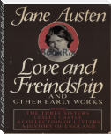 Love And Freindship And Other Early Works (Love And Friendship) A Collection Of Juvenile Writings