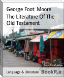 The Literature Of The Old Testament