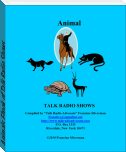 Animals Ebook of Talk Radio Shows