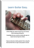 Learn Guitar Easily