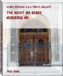 The night my daddy murdered me