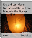Narrative of Richard Lee Mason in the Pioneer West, 1819