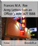 Army Letters from an Officer's Wife 1871 1888