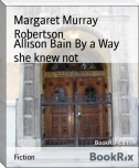 Allison Bain By a Way she knew not