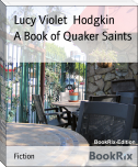 A Book of Quaker Saints