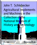 Agricultural Implements and Machines in the Collection of the National Museum of History and Technology