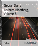 Barbara Blomberg, Volume 6.