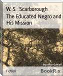 The Educated Negro and His Mission