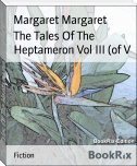 The Tales Of The Heptameron Vol III (of V