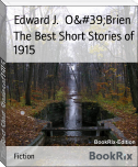The Best Short Stories of 1915