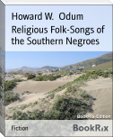 Religious Folk-Songs of the Southern Negroes