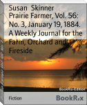 Prairie Farmer, Vol. 56: No. 3, January 19, 1884. A Weekly Journal for the Farm, Orchard and Fireside