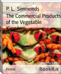 The Commercial Products of the Vegetable Kingdom