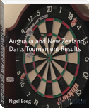 Australia and New Zealand Darts Tournament Results