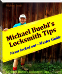 Michael Buebl's Locksmith Tips