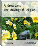 The Making Of Religion