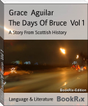 The Days Of Bruce  Vol 1