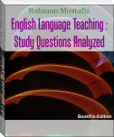 English Language Teaching : Study Questions Analyzed