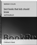 best books that kids should know