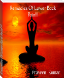 Remedies Of Lower Back Pain!!!