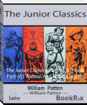 The Junior Classics Volume 8 (Fiscle Part-Vi)  Animal And Nature Stories