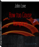 How too Cause Vampires