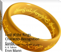 Lord of the Rings Character Recognition Guide